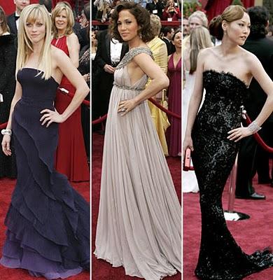 Oscar Fashions